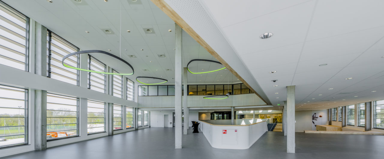 Oplevering nieuwbouw Dr. Knippenbergcollege